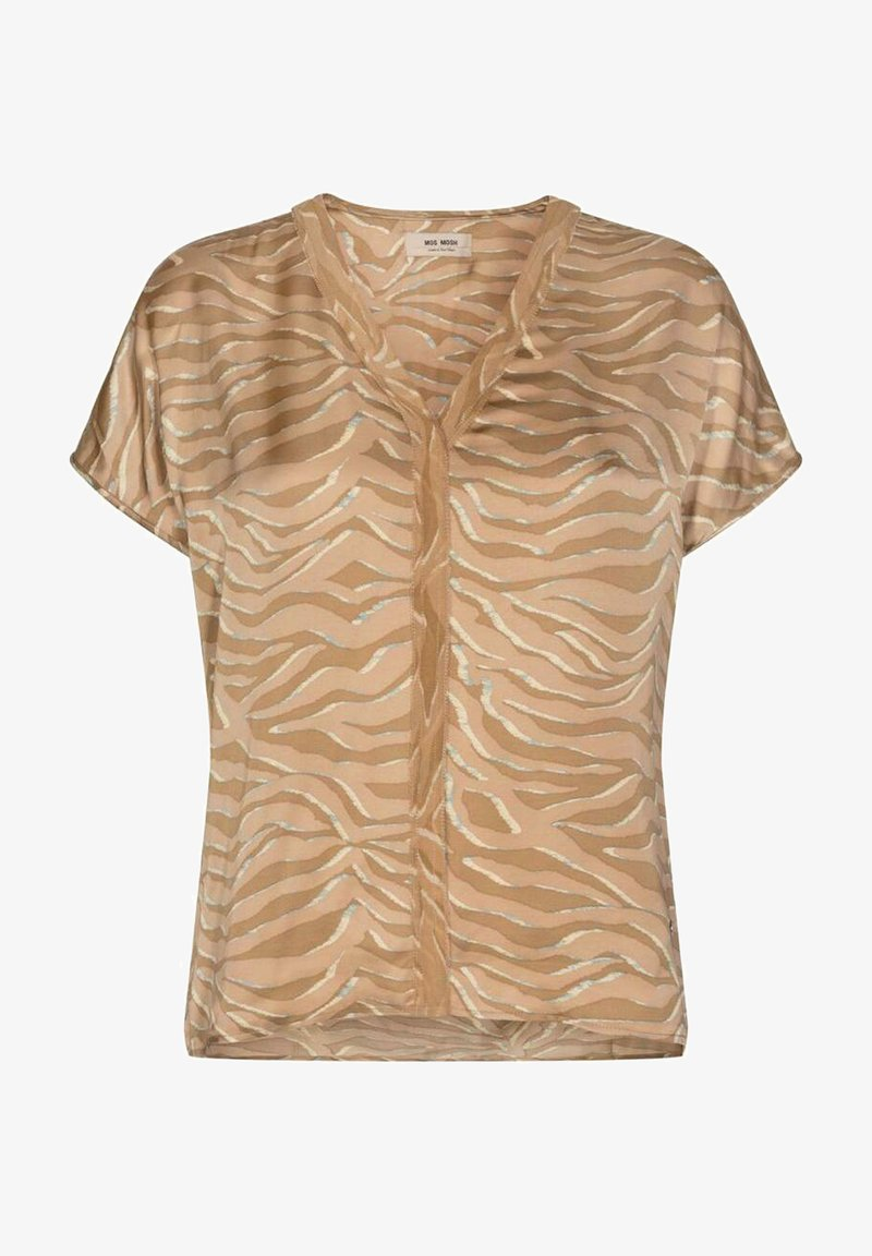 Mos Mosh - Blouse - hell brown