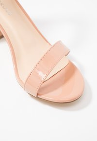 Glamorous Wide Fit - High heeled sandals - nude - 2