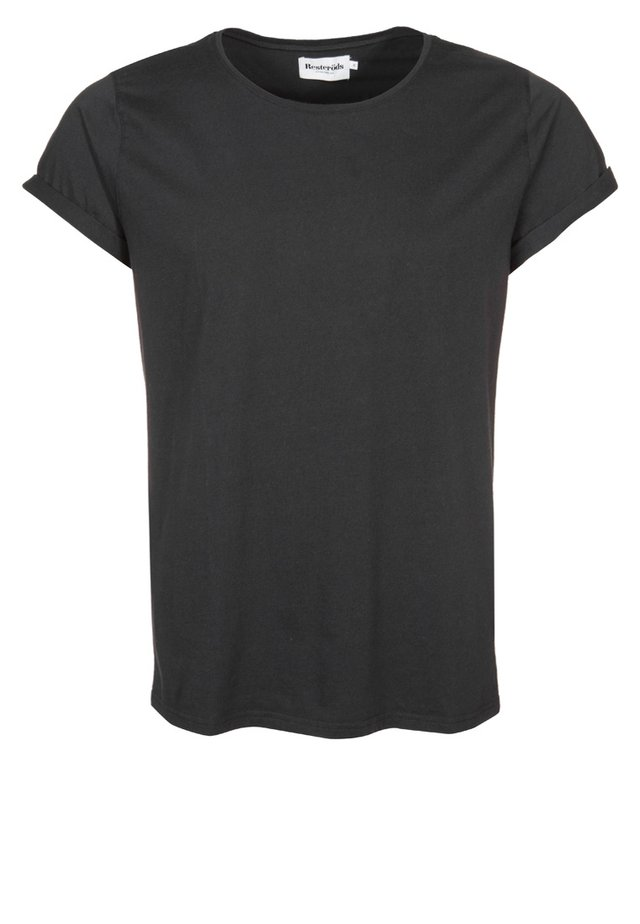 JIMMY - T-shirt basic - black