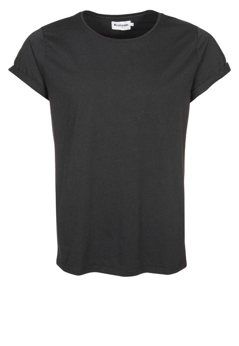 Resteröds - JIMMY - Basic T-shirt - black
