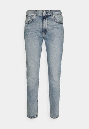 SLIM TAPER - Jeans fuselé - denim light