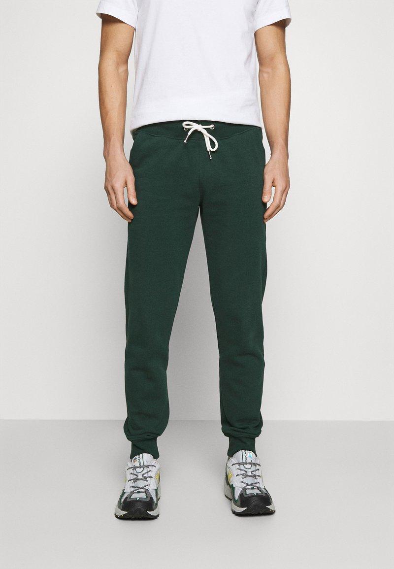 Pier One - Teplákové kalhoty - dark green