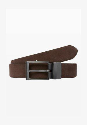 STYLE - Belt - dark brown