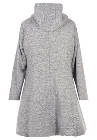 Zizzi - Classic coat - light grey - 2