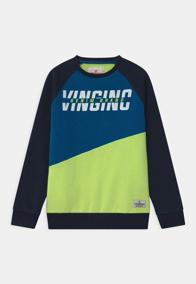 NANNO - Sweatshirt - flash yellow