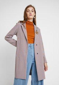 Rich & Royal - DECORATED COAT - Summer jacket - cornflower blue - 0
