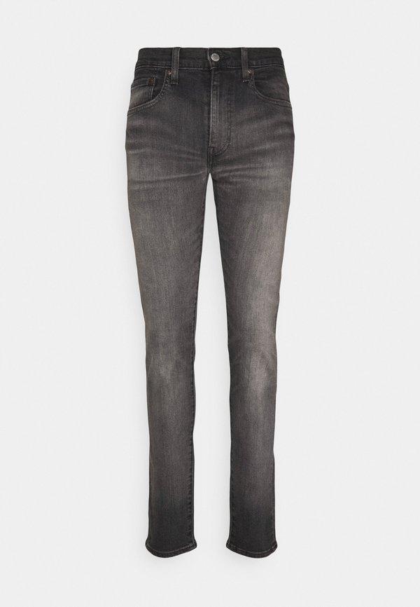 Levi's® SKINNY TAPER - Jeansy Skinny Fit - greys/szary denim Odzież Męska XETP