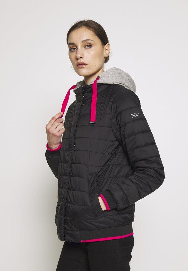 FILLER  - Light jacket - black
