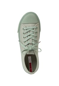 s.Oliver - Sneakers laag - green - 1