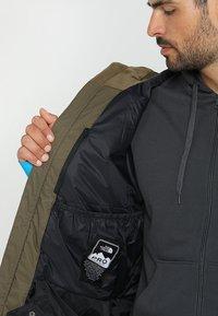 The North Face - SICKLINE - Ski jacket - green - 5