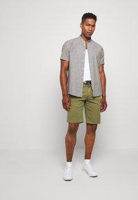 Esprit - Shirt - khaki green - 1