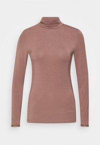 Noa Noa - ESSENTIAL  - Long sleeved top - brown rose - 0