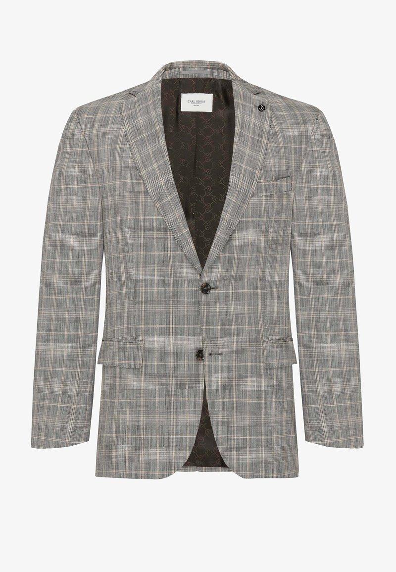 Carl Gross - Suit jacket - grau