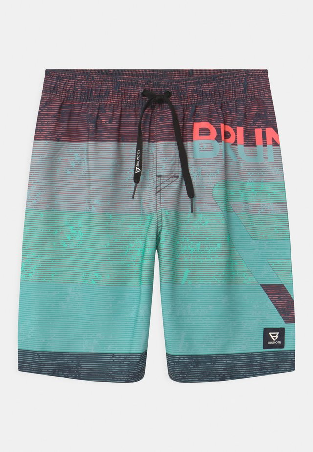 KELVIN - Swimming shorts - titanium