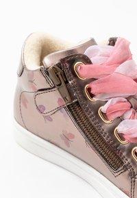 Friboo - Zapatillas altas - bronze - 5