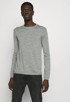ARVID - Trui - grey melange