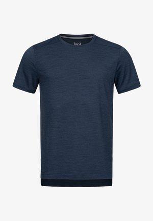 HIGHWOOD - Basic T-shirt - dunkelblau