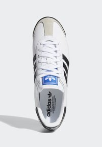 adidas Originals - SAMOA - Sneakers basse - white/black - 1