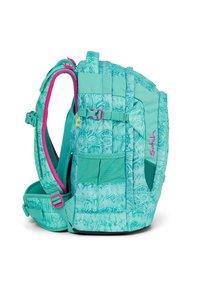 Satch - School bag - mint white - 3
