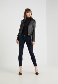 Patrizia Pepe - Jeans Skinny Fit - blue black wash - 1