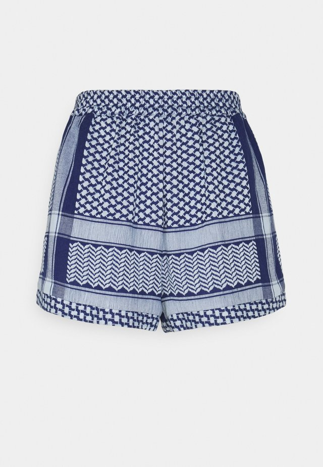Shorts - twilight blue