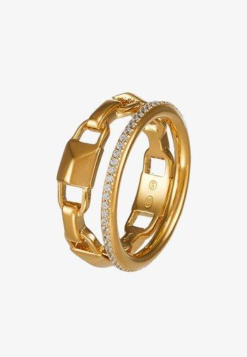 PREMIUM - Ringar - gold-coloured