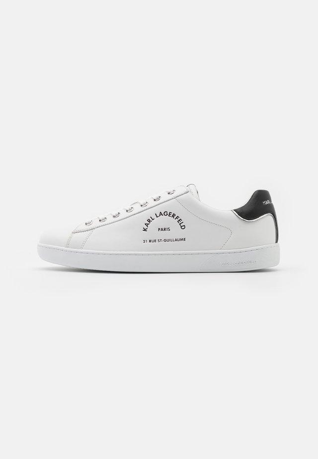 KOURT MAISON LACE - Zapatillas - white