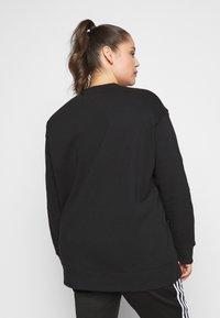 adidas Originals - CREW - Mikina - black/white - 2