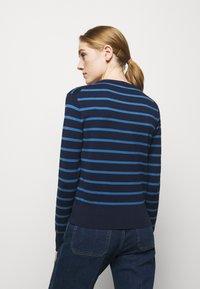 Polo Ralph Lauren - PIMA STRETCH - Cardigan - blue multi - 2