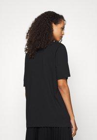 Pinko - ACQUALAGNA - T-shirt imprimé - black - 2