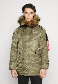 Alpha Industries - AIRBORNE - Cappotto invernale - stratos - 0