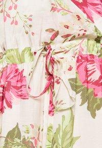 Mos Mosh - TACY ROSE DRESS - Day dress - ecru - 5