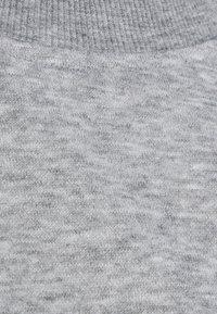Vero Moda - VMNATALIA  OVERSIZED  - Sweatshirt - light grey melange/bright - 2