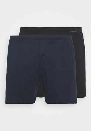 2 PACK  - Trenýrky - black/dark blue