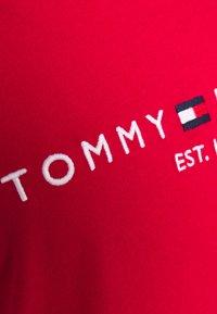 Tommy Hilfiger - T-shirts print - ruby jewel - 2