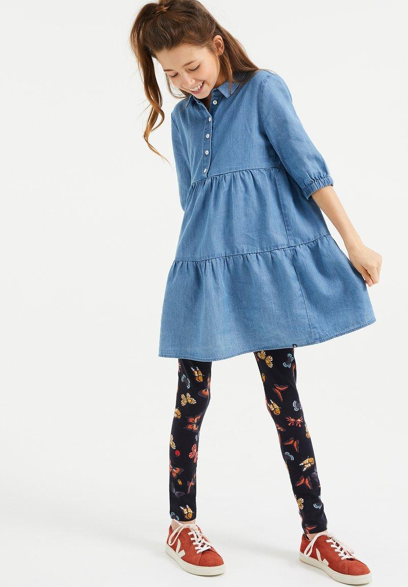 WE Fashion - Leggings - Trousers - multi-coloured