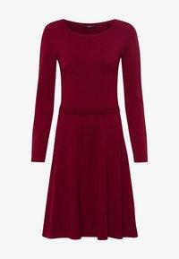 zero - Jumper dress - claret red - 4