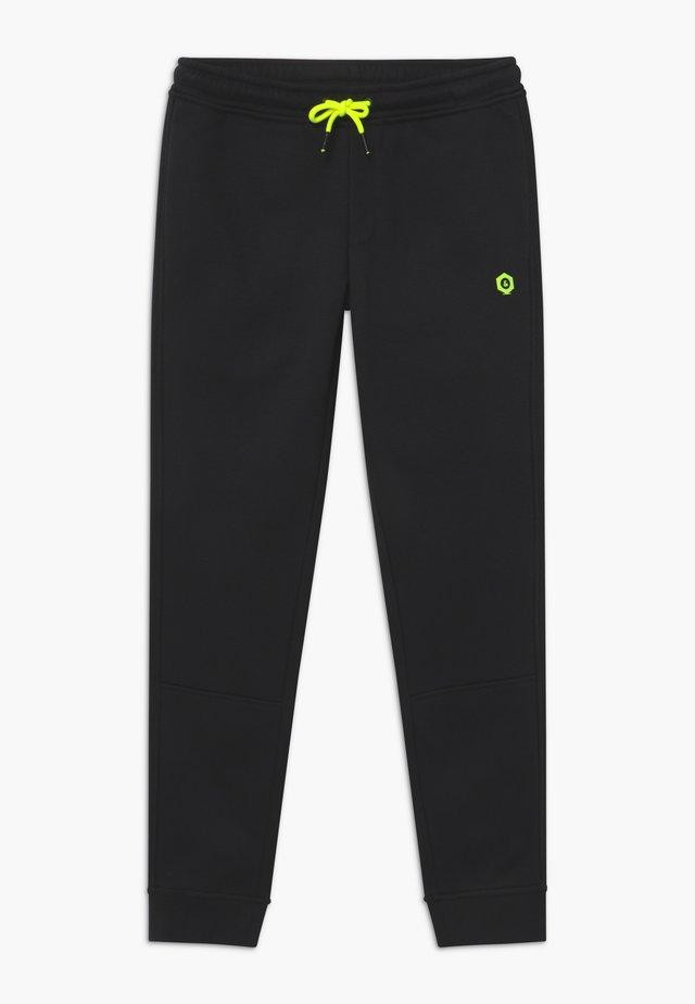 JJIVISUAL PANTS  - Verryttelyhousut - black