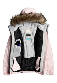 Roxy - JET  - Snowboard jacket - powder pink - 1