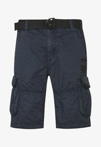 Cars Jeans - DURRAS - Shorts - navy - 4