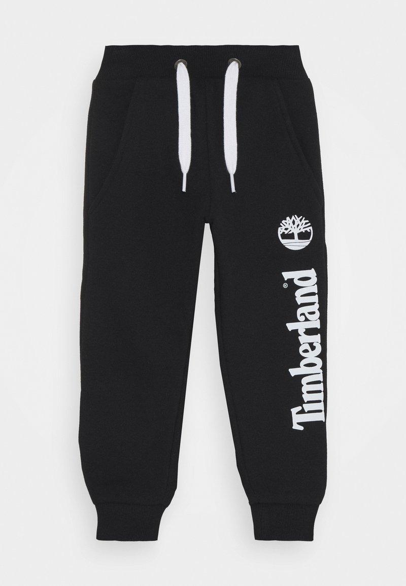 Timberland - Pantaloni sportivi - black/white