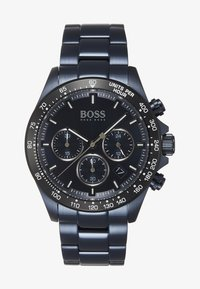 BOSS - WATCH - Chronograph watch - blue - 1