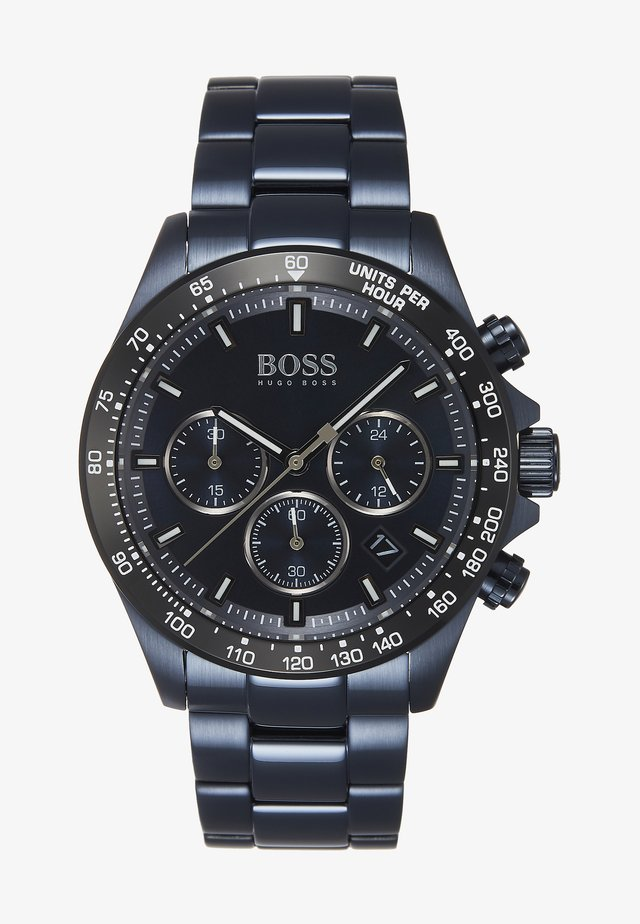 WATCH - Chronograph watch - blue