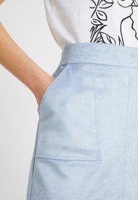 Forever New - TARA SKIRT - A-line skirt - dusty blue - 4