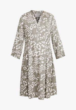 LINAJA - Shirt dress - vetiver