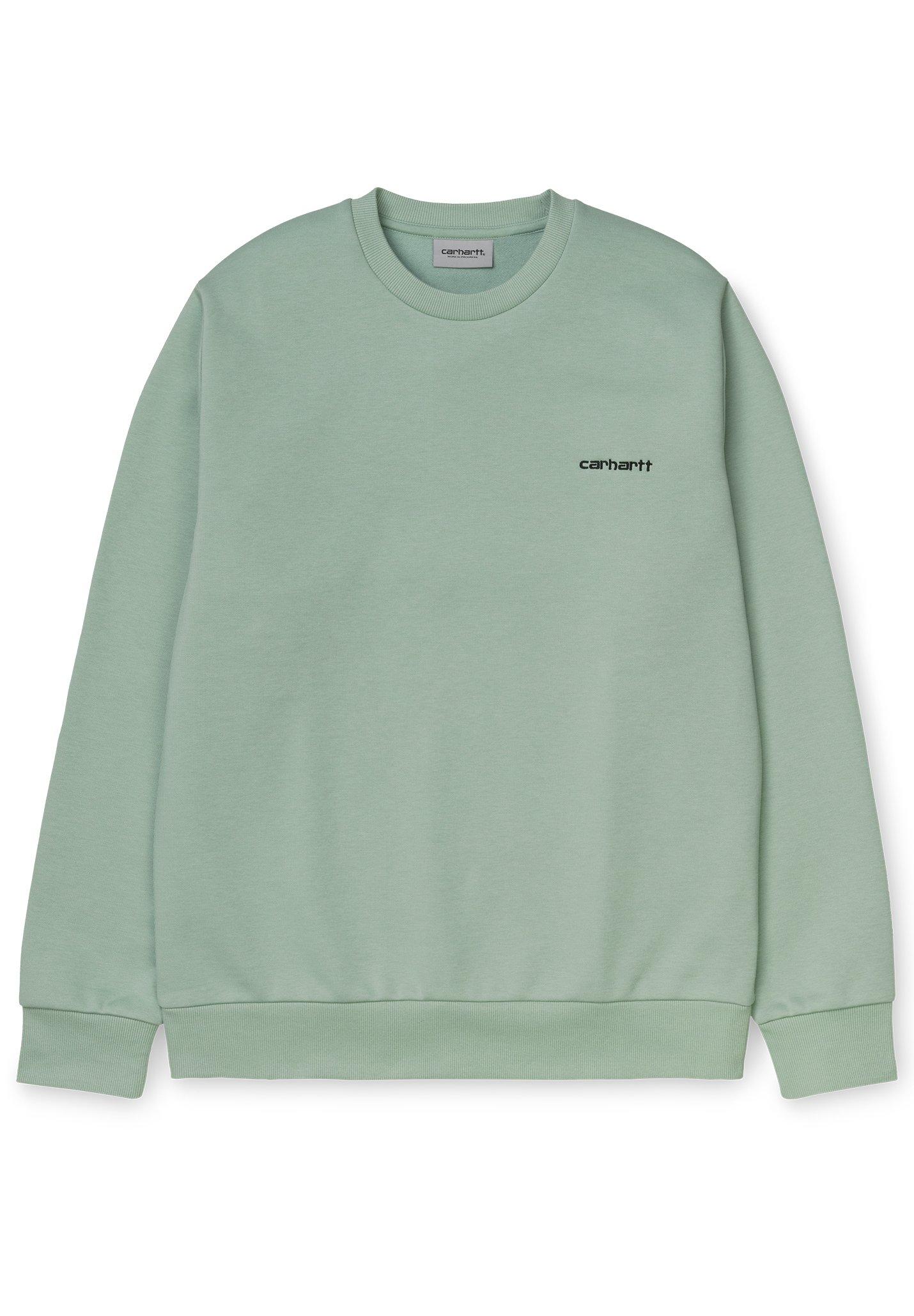 Carhartt WIP Sweater greenGroen Zalando.nl