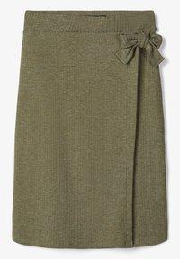 LMTD - WICKEL - Wrap skirt - ivy green - 0