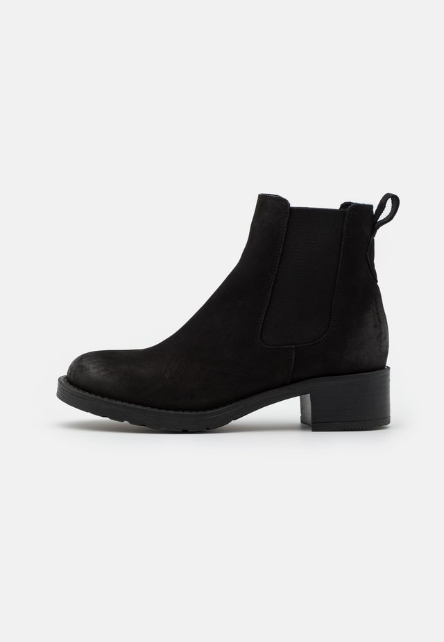 CHRISTINA ECO  - Classic ankle boots - black