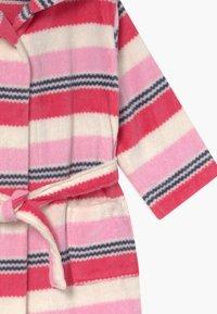 Sanetta - KIDS BATHROBE - Dressing gown - camellia rose - 2