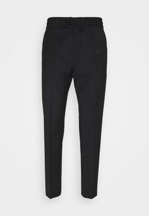 HOWARD - Kalhoty - schwarz